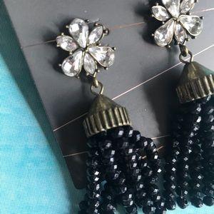 BaubleBar Jewelry - Black Sugarfix by Baublebar Statement Earrings